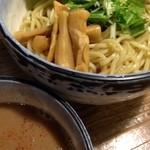 麺や わたる - 2014/1 つけ麺780円
