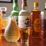 八金 - ウイスキーを厳選の水で前割した「和イスキー」