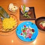 暖心 - 産地直送のこだわりの野菜を使用した【創作和食】が大人気!