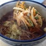 村上家釜めし - 料理写真:天ぷらそば☆