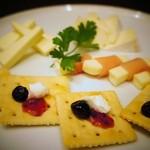 Food Cafe Juliett - チーズ盛り合わせ