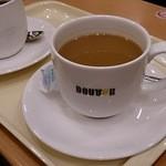 ドトールコーヒーショップ - 大盛り!
