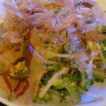 Okinawadainingunagomi - 料理