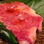 焼肉 グルマンズいとう - 和牛 リヴステーキアップ