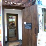 Y's tea room - Y's tea room