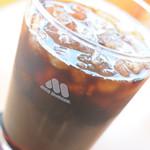 モスバーガー - アイスコーヒー
