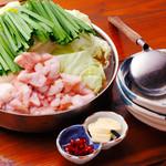 かんべえ - とことん新鮮さにこだわったホルモンとスッキリとしたやさしい味わいのスープが特徴のもつ鍋です。