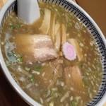 中華蕎麦みつばち - 中華そば