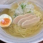 麺屋 廣島弐番 - 塩らーめん