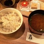 23907295 - 御飯と味噌汁