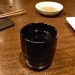 うしごろバンビーナ・カルボーネ - 〆のお茶