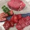 肉料理とワイン YUZAN - 料理写真:特選黒毛和牛盛り合わせ