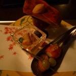 Kaisekichayamizuoto - 前菜