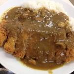 しん - カツカレー¥750
