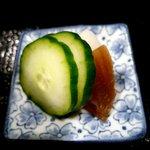 山崎 - お漬物