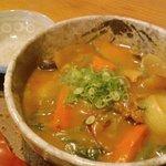 2391913 - 野菜カレーうどん