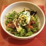 ビストロ ドゥ マーク オージ - カジキのニーズ風サラダ