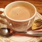 ザ・ハンバーグ - コーヒー