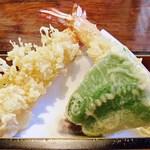 栄ごん - 天ぷらのアップですw