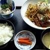 ホテル大和 - 料理写真:週替わりランチ(ハンバーグ)(他ドリンク) 700円