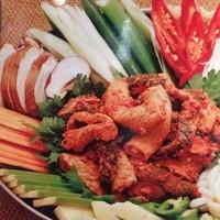 アサラン - ホルモン鍋