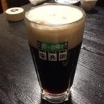 安兵衛 - 黒ビール有ります。