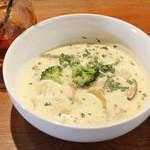 伊食酒房 穴 - ◆期間限定「食べるスープ」!是非一度お試しください。