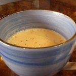 デミ - ランチに+50円で付けたクリームコーンスープ