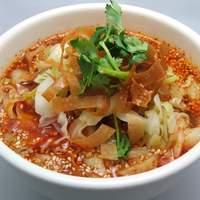 屏南 - 女性に人気の酸辣麺(サンラーメン)