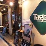 TAGEN DINING CAFE - 店入口