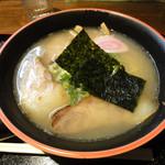 麺道服部 - 塩ラーメン