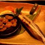 九州 熱中屋 - 九州の珍味「五国盛り」