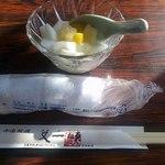 23921898 - ランチ用杏仁豆腐