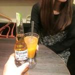 スペインバルエルソル - とりあえずは、乾杯!