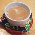 上亀 - 豆乳チャイ(210円)