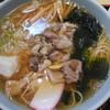 一茶庵 - 料理写真:とりもつラーメン¥700