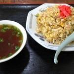 三ちゃん食堂 - 料理写真:チャーハン(550円)