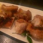 えちご - 地鶏焼き(780円)