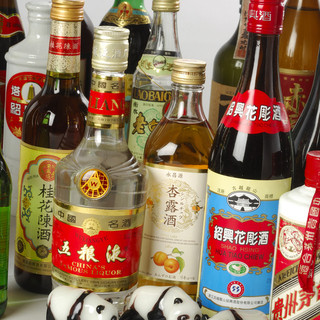 各コース、プラス1600円で120分飲み放題!