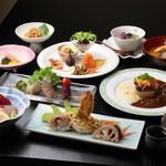 味工房すず - 『穂波膳』 和洋折衷の創作宴会料理。前日まで要予約。