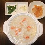 屏南 - 海鮮粥(テイクアウト)