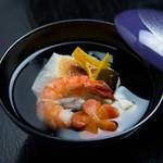 江戸紫 - お雑煮