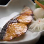 江戸紫 - 鰆柚庵焼き