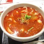 聚中縁餃子 - 麻辡麺@830円