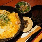 ひな一 - 【比内地鶏親子丼】1000円