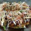 お好み焼 関西ふ~ふ - 料理写真:豚キムチ玉