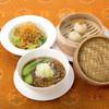虎包 - 料理写真:きんすフカヒレ麺セット