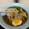 喰い処あかし - 料理写真:しょうゆラーメン650円