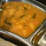 23935716 - 野菜カレー