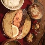 23938710 - 鮭の麹焼き定食